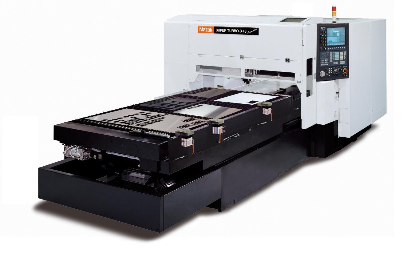 на производстве ООО «ЛазерЦентр» запущен новый лазерный комплекс Японской фирмы